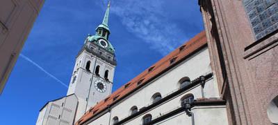 Alter Peter, Stadtkirche St. Peter