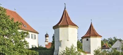 Schloss Blutenburg in Obermenzing